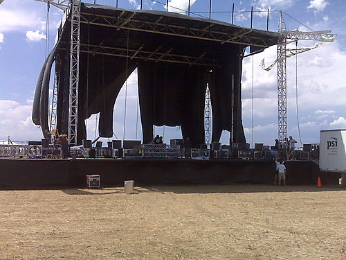 HF Stage
